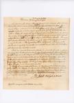 Division Orders, June 1794
