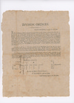 Division Orders to Make Detachment, November 30, 1808
