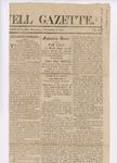 Division Orders Printed in Hallowell Gazette, September 2, 1818
