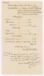 Maine District Court - United States vs. Parker McCobb, December 1811