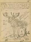 The Highlander: Volume 3, Number 3- January 31, 1937