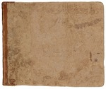 Order Book of Jonathan Frye at Camp Morristown, NJ - 1780 by Jonathan Frye