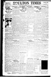 Houlton Times, January 8, 1919