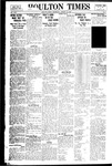 Houlton Times, January 22, 1919