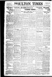 Houlton Times, November 5, 1919