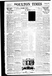 Houlton Times, November 19, 1919