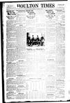 Houlton Times, January 7, 1920