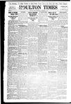Houlton Times, December 1, 1920