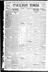 Houlton Times, January 5, 1921