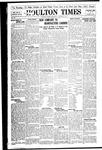 Houlton Times, January 26, 1921