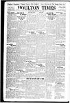 Houlton Times, May 18, 1921