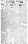 Houlton Times, August 31, 1921