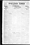 Houlton Times, November 9, 1921