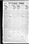 Houlton Times, January 4, 1922