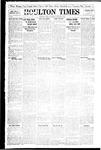 Houlton Times, January 25, 1922