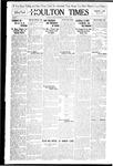 Houlton Times, April 12, 1922
