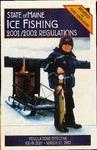State of Maine Ice Fishing 2001/2002 Regulations