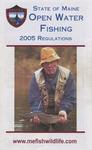 Maine Open Water Fishing Regulations, 2005