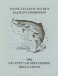1992 Atlantic Salmon Fishing Regulations