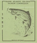 1982 Atlantic Salmon Fishing Regulations