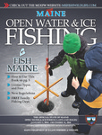 Maine Open Water and Ice Fishing, 2014
