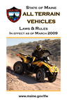 Maine All Terrain Vehicle Laws and Rules In Effect as of March 2009