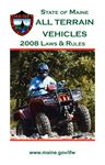 Maine All Terrain Vehicle 2008 Laws & Rules