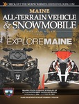 Maine All-Terrain Vehicle & Snowmobile Laws and Rules, 2014-2015