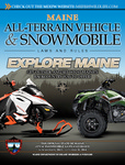Maine All-Terrain Vehicle & Snowmobile Laws and Rules, 2013-2014