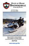 Maine Snowmobile Laws & Rules In Effect as of September 2008