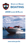 Maine Boating 2008 Laws & Rules