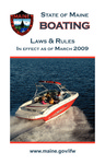 Maine Boating Laws & Rules In Effect as of March 2009