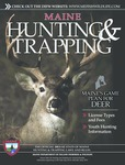 Maine Hunting & Trapping 2011 - 2012 by Maine Department of Inland Fisheries and Wildlife