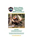 Maine Hunting and Trapping 2006 Laws & Rules by Maine Department of Inland Fisheries and Wildlife