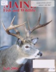 Maine Fish and Wildlife Magazine, Fall 2004