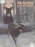 Maine Fish and Wildlife Magazine, Fall 1987