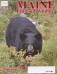 Maine Fish and Wildlife Magazine, Spring 2007 by Maine Department of Inland Fisheries and Wildlife