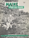 Maine Fish and Game Magazine, Spring 1959