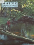 Maine Fish and Wildlife Magazine, Spring 1976