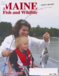 Maine Fish and Wildlife Magazine, Summer 2007