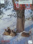 Maine Fish and Wildlife Magazine, Winter 2002