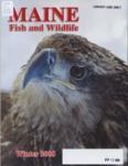 Maine Fish and Wildlife Magazine, Winter 2008