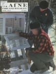Maine Fish and Wildlife Magazine, Winter 1975-76 by Maine Department of Inland Fisheries and Wildlife