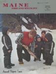 Maine Fish and Wildlife Magazine, Winter 1977-78