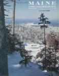 Maine Fish and Wildlife Magazine, Winter 1980-81 by Maine Department of Inland Fisheries and Wildlife
