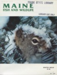 Maine Fish and Wildlife Magazine, Winter 1983-84