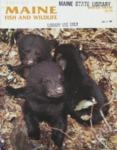Maine Fish and Wildlife Magazine, Winter 1984-85