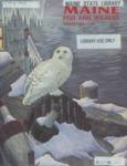 Maine Fish and Wildlife Magazine, Winter 1988-89