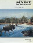 Maine Fish and Wildlife Magazine, Winter 1989-90