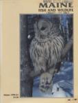 Maine Fish and Wildlife Magazine, Winter 1990-91
